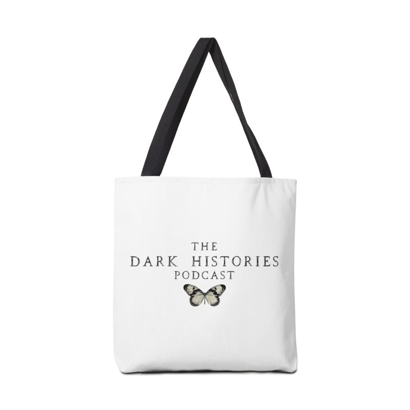 Dark Histories Butterfly Accessories Bag by darkhistories's Artist Shop