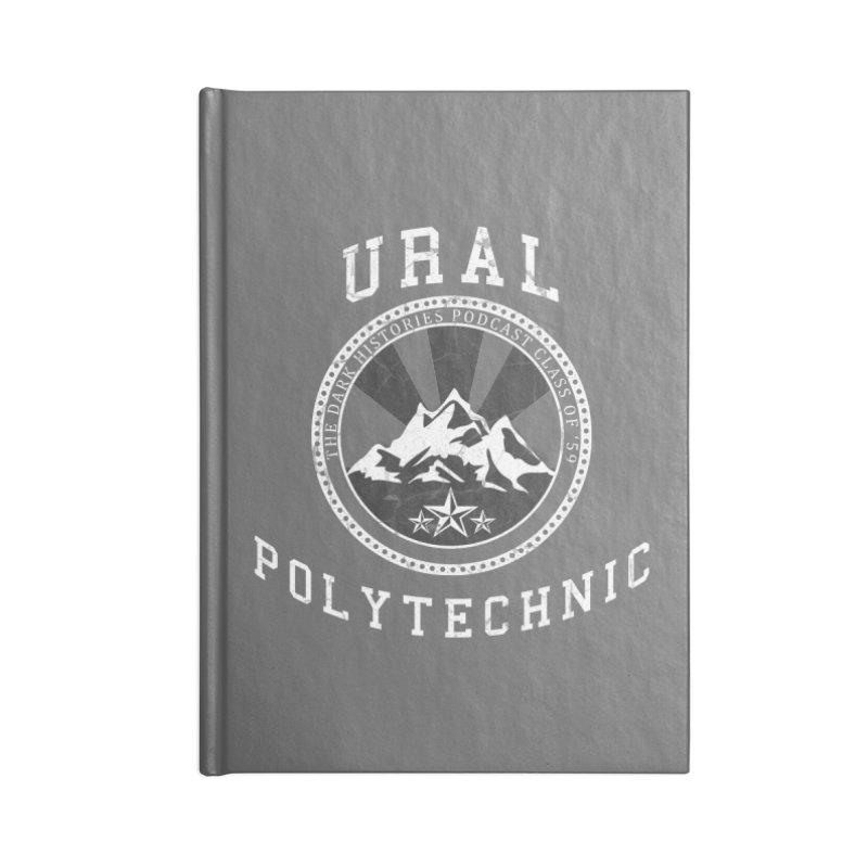 Dyatlov Pass Class of '59 Accessories Notebook by darkhistories's Artist Shop