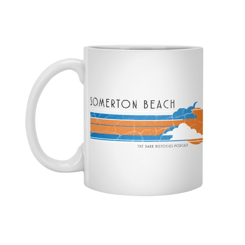Somerton Beach Accessories Mug by darkhistories's Artist Shop