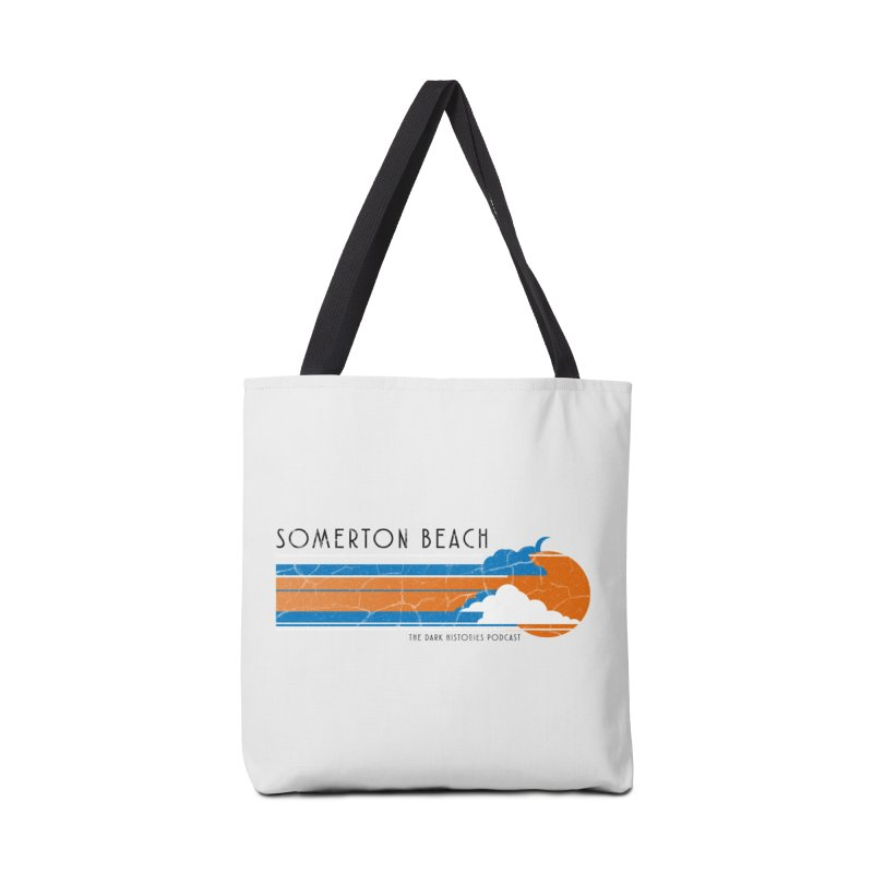 Somerton Beach Accessories Bag by darkhistories's Artist Shop