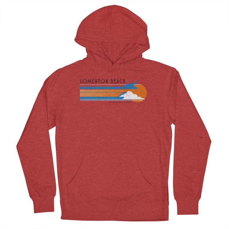 Somerton Beach Men's Pullover Hoody by darkhistories's Artist Shop