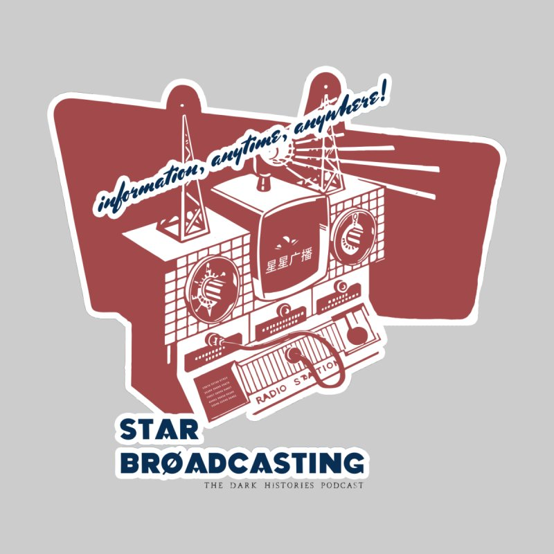 Star Broadcasting Numbers Station by darkhistories's Artist Shop