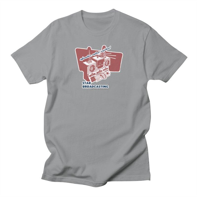 Star Broadcasting Numbers Station Women's Regular Unisex T-Shirt by darkhistories's Artist Shop