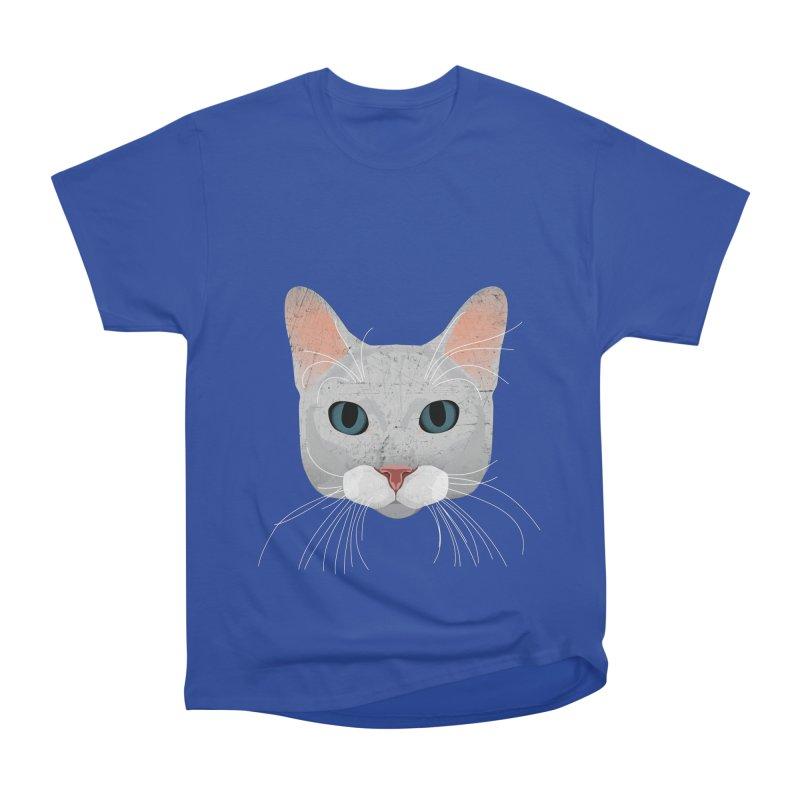 Cat Ramona Women's Heavyweight Unisex T-Shirt by darkodjordjevic's Artist Shop