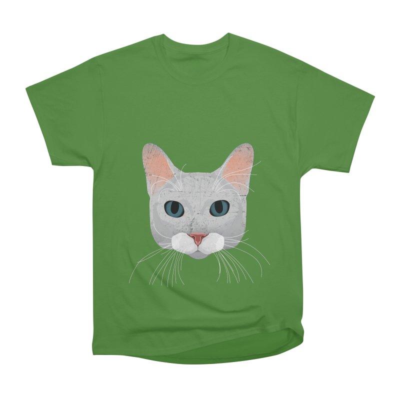 Cat Ramona Men's Classic T-Shirt by darkodjordjevic's Artist Shop