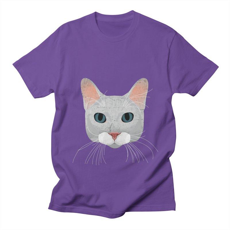 Cat Ramona Women's Regular Unisex T-Shirt by darkodjordjevic's Artist Shop