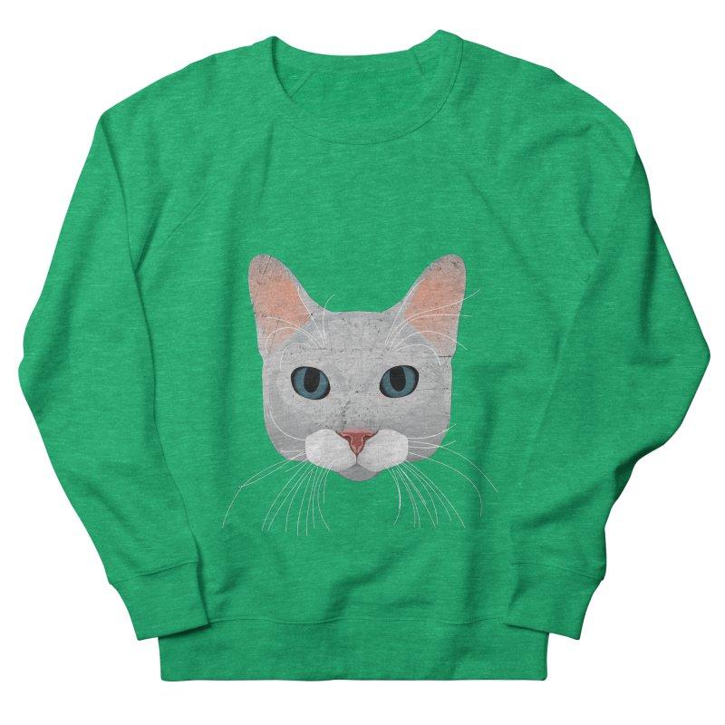 Cat Ramona Women's Sweatshirt by darkodjordjevic's Artist Shop