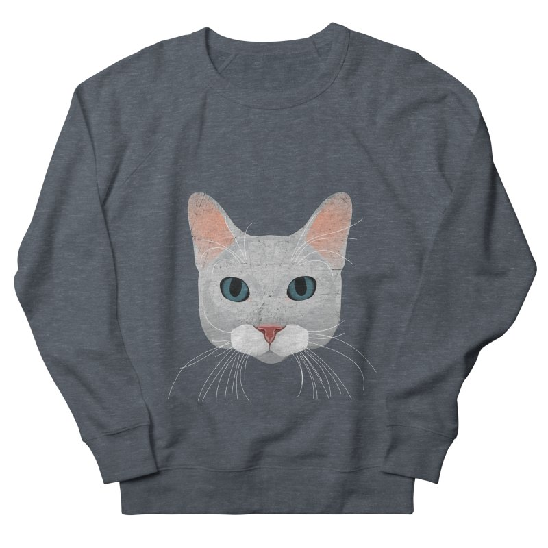 Cat Ramona Women's Sweatshirt by darkodjordjevic's Artist Shop