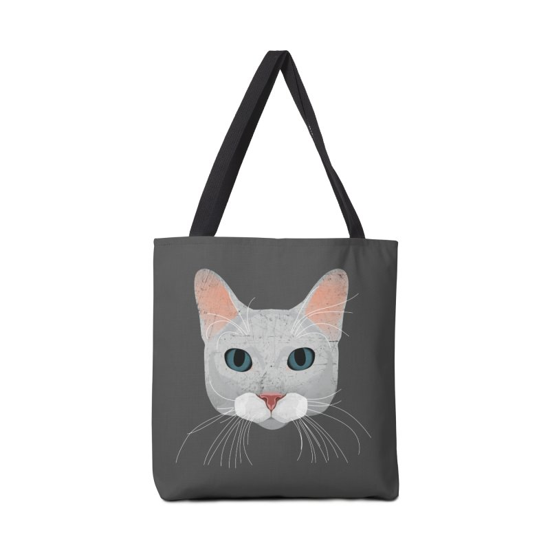 Cat Ramona Accessories Tote Bag Bag by darkodjordjevic's Artist Shop