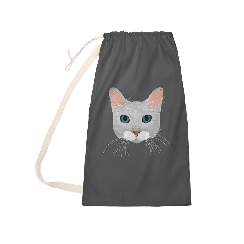 Cat Ramona Accessories Bag by darkodjordjevic's Artist Shop