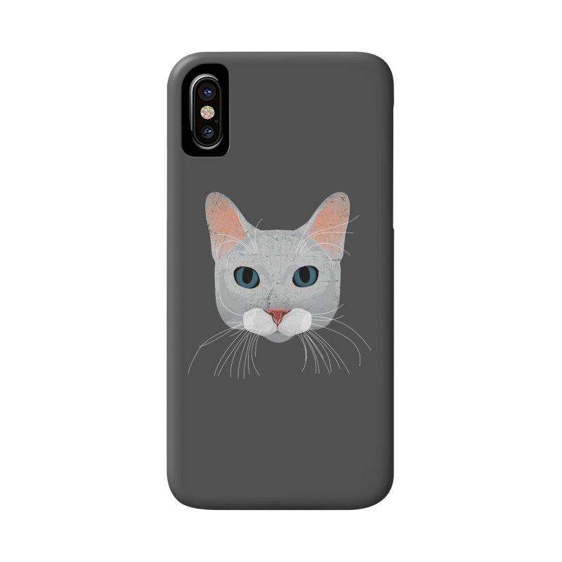 Cat Ramona Accessories Phone Case by darkodjordjevic's Artist Shop