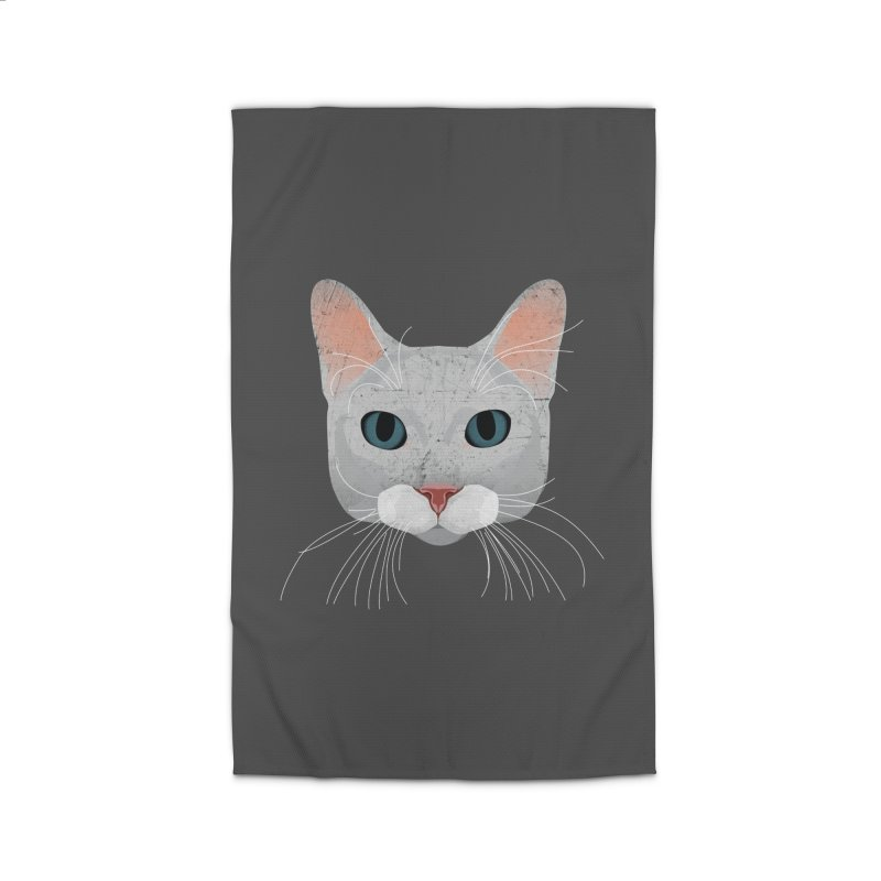 Cat Ramona Home Rug by darkodjordjevic's Artist Shop