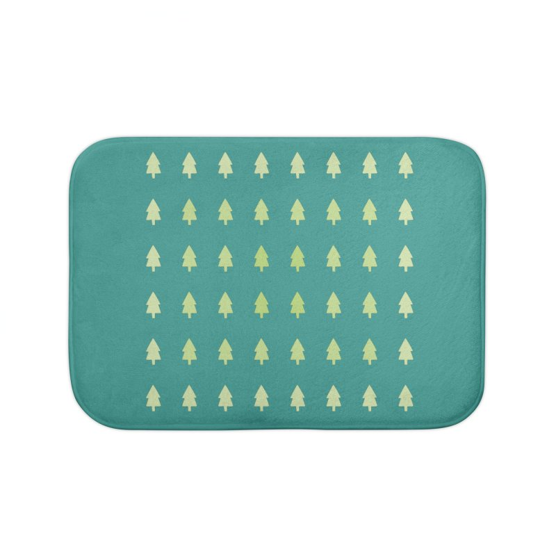 Forest Home Bath Mat by darkodjordjevic's Artist Shop