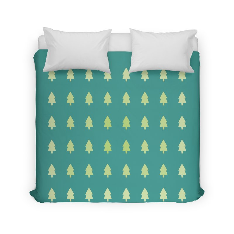 Forest Home Duvet by darkodjordjevic's Artist Shop