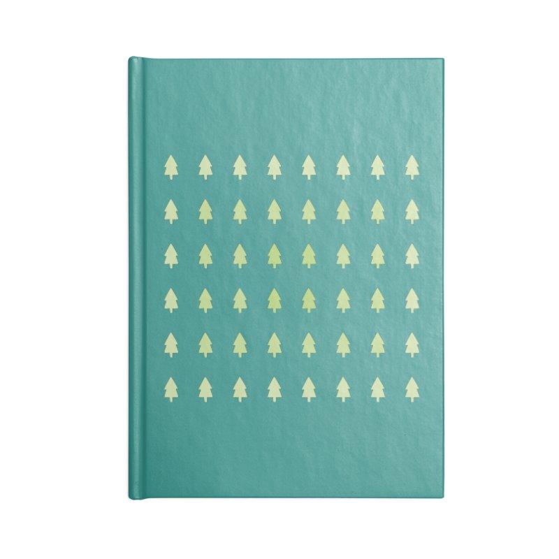 Forest Accessories Blank Journal Notebook by darkodjordjevic's Artist Shop
