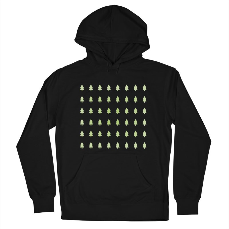 Forest Men's French Terry Pullover Hoody by darkodjordjevic's Artist Shop