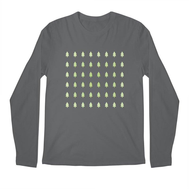 Forest Men's Regular Longsleeve T-Shirt by darkodjordjevic's Artist Shop