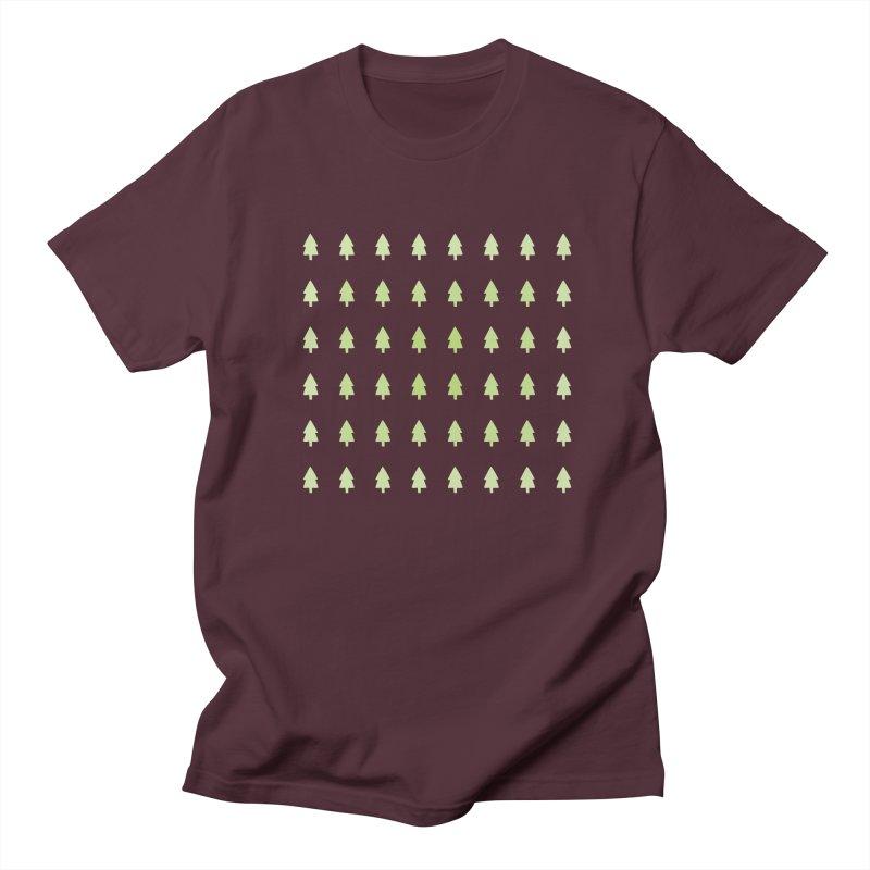 Forest Men's Regular T-Shirt by darkodjordjevic's Artist Shop