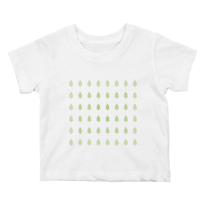 Forest Kids Baby T-Shirt by darkodjordjevic's Artist Shop