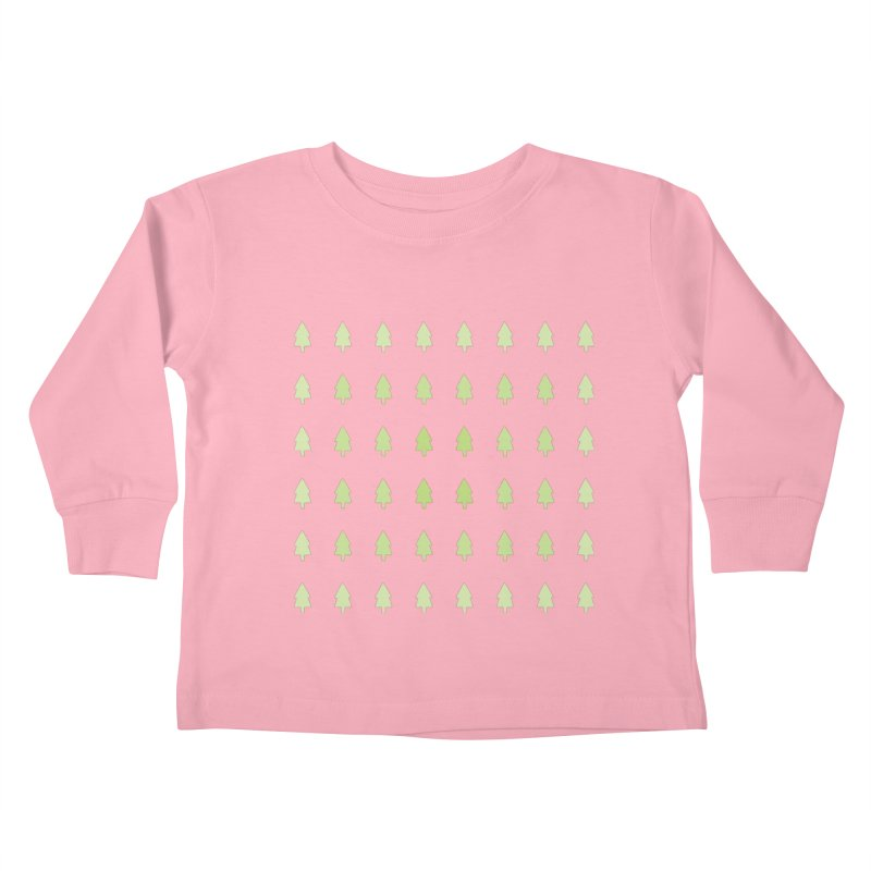 Forest Kids Toddler Longsleeve T-Shirt by darkodjordjevic's Artist Shop