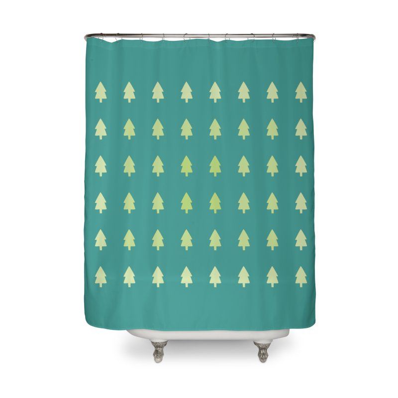 Forest Home Shower Curtain by darkodjordjevic's Artist Shop