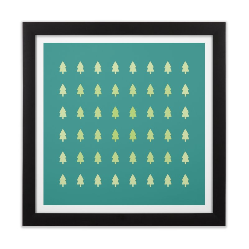 Forest Home Framed Fine Art Print by darkodjordjevic's Artist Shop