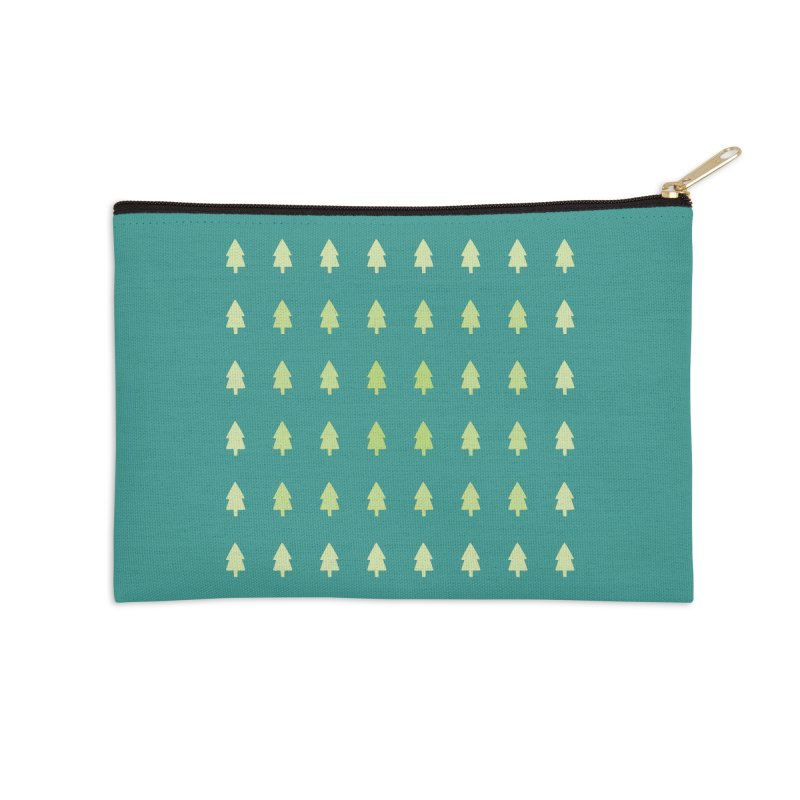 Forest Accessories Zip Pouch by darkodjordjevic's Artist Shop