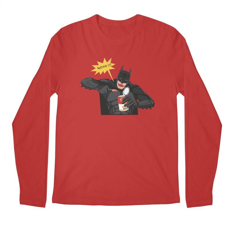 Batman Men's Regular Longsleeve T-Shirt by darkodjordjevic's Artist Shop