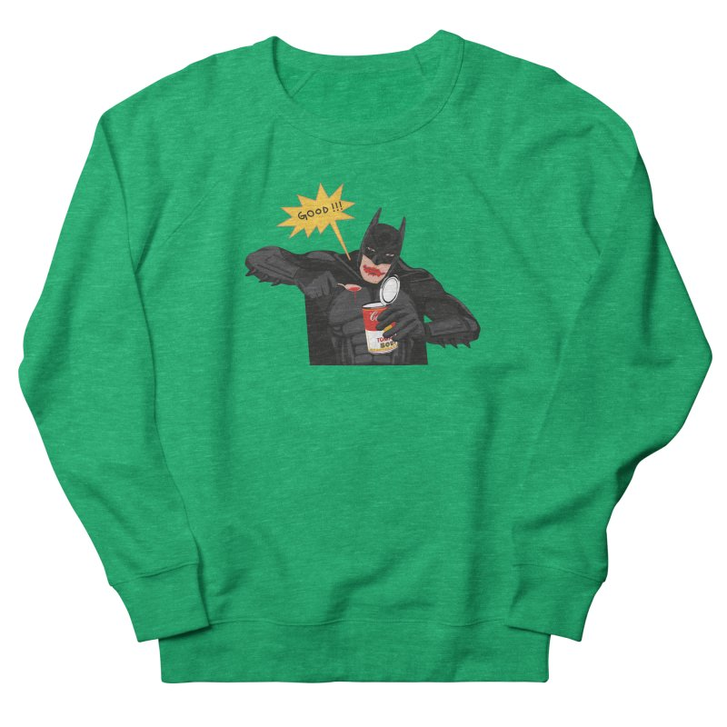 Batman Women's Sweatshirt by darkodjordjevic's Artist Shop