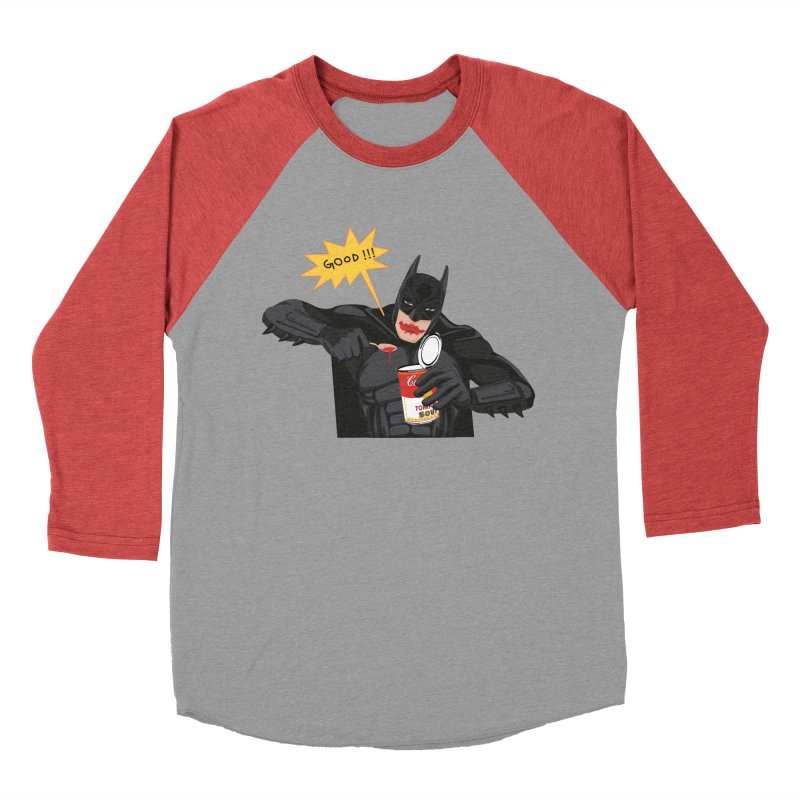 Batman Women's Baseball Triblend T-Shirt by darkodjordjevic's Artist Shop