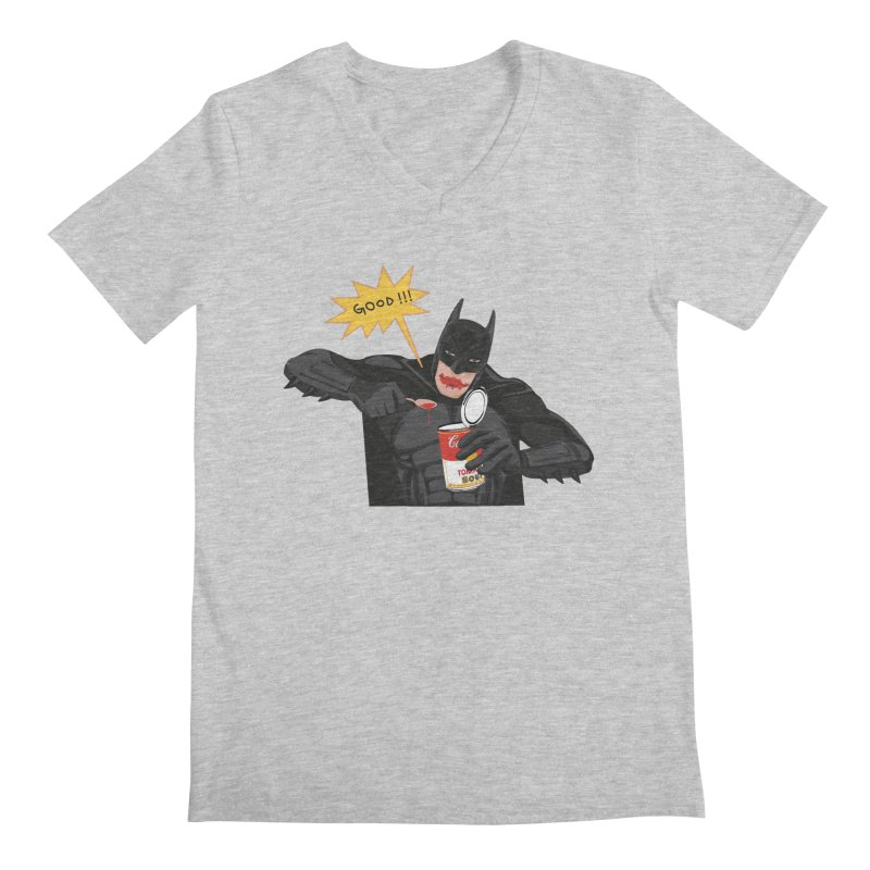 Batman Men's V-Neck by darkodjordjevic's Artist Shop