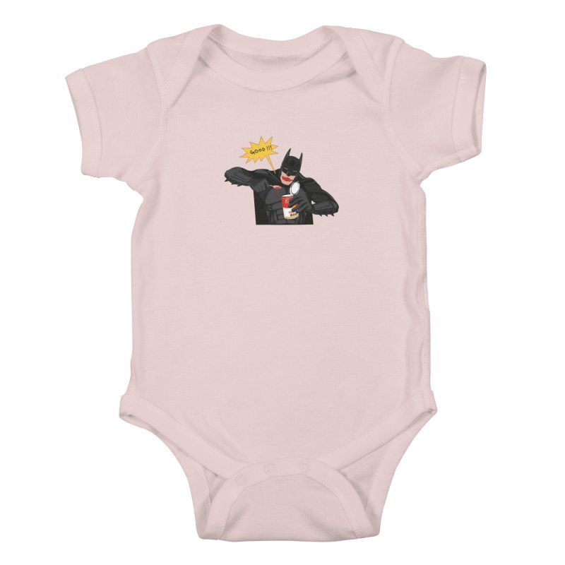 Batman Kids Baby Bodysuit by darkodjordjevic's Artist Shop