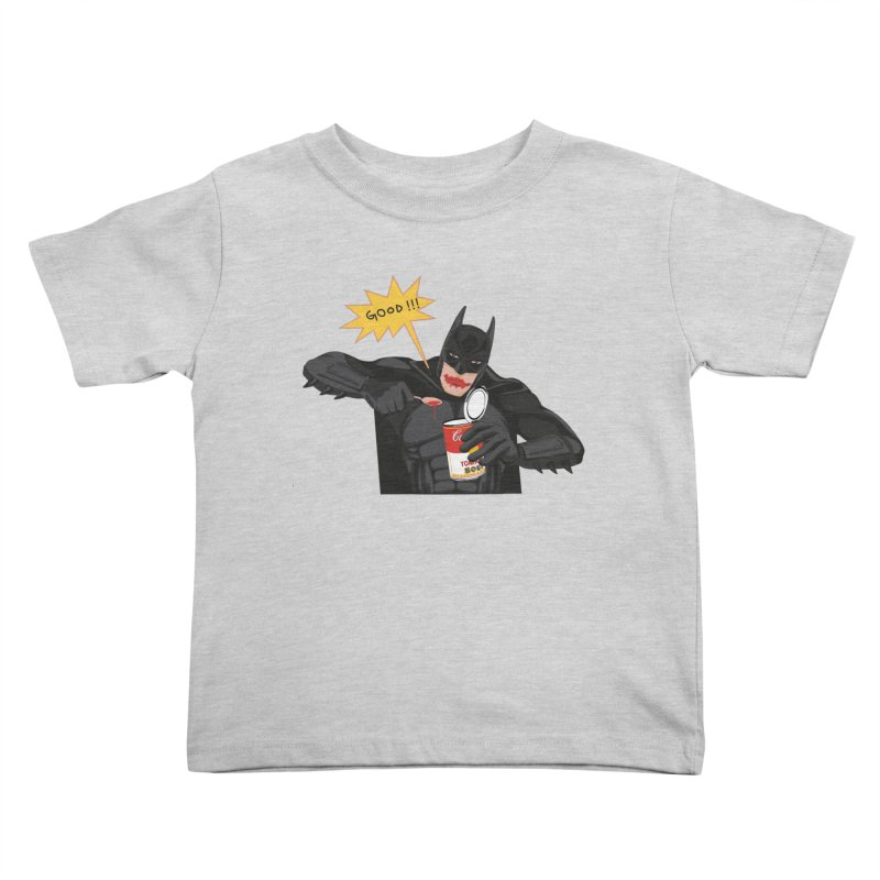 Batman Kids Toddler T-Shirt by darkodjordjevic's Artist Shop