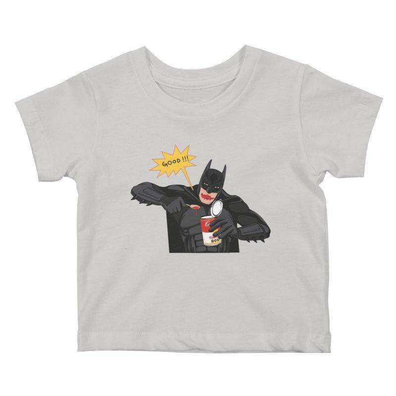 Batman Kids Baby T-Shirt by darkodjordjevic's Artist Shop