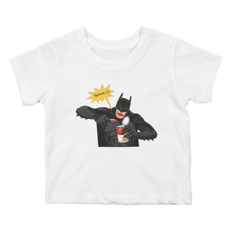 Batman Kids Baby T-Shirt by darkodjordjevic's Artist Shop