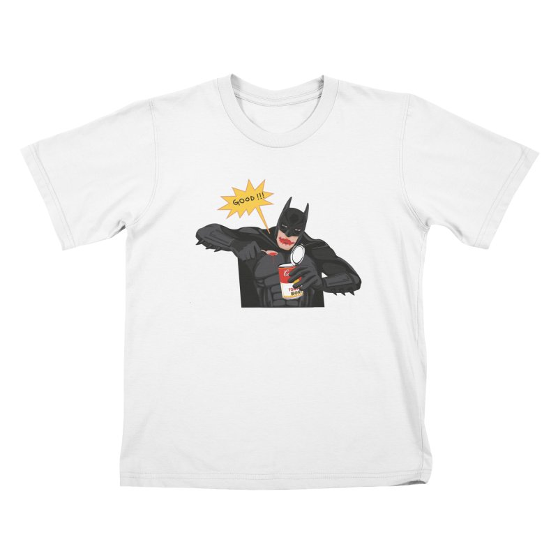 Batman Kids T-Shirt by darkodjordjevic's Artist Shop