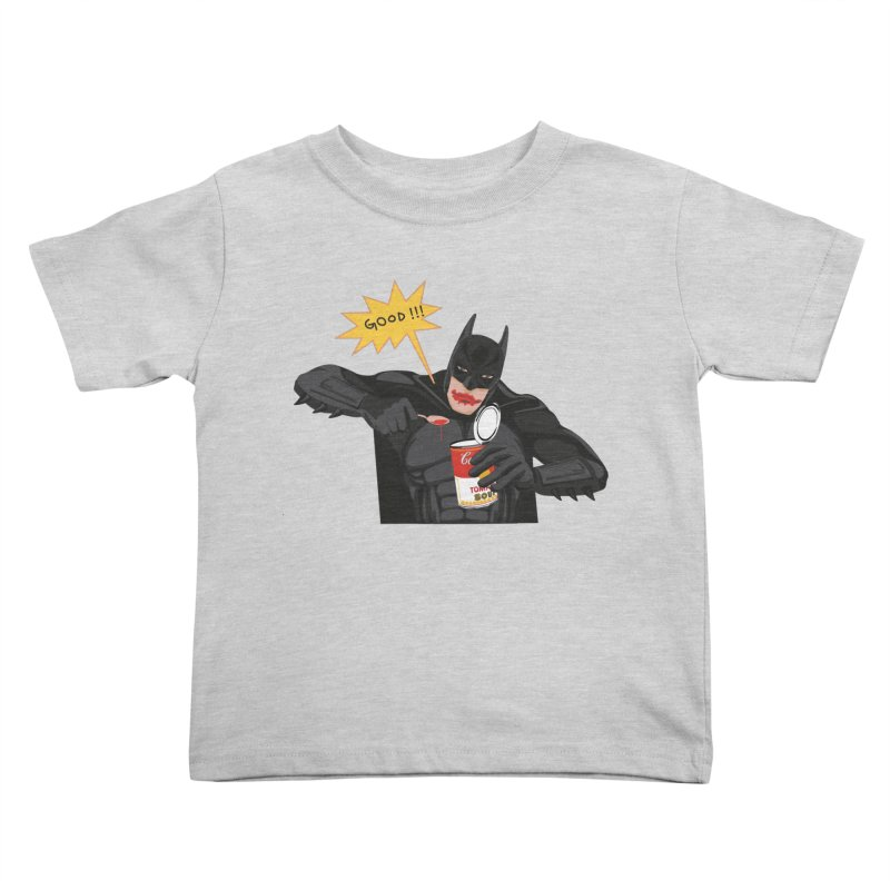 Batman Kids Toddler T-Shirt by darkodjordjevic's Artist Shop