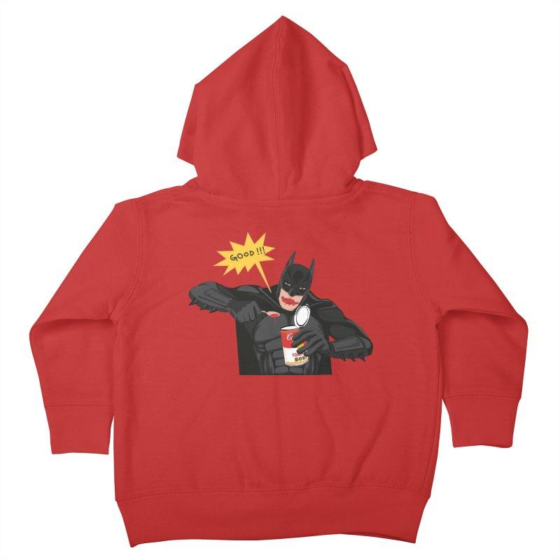 Batman Kids Toddler Zip-Up Hoody by darkodjordjevic's Artist Shop