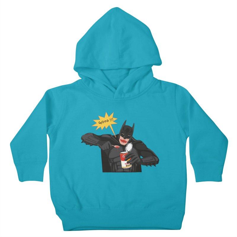 Batman Kids Toddler Pullover Hoody by darkodjordjevic's Artist Shop