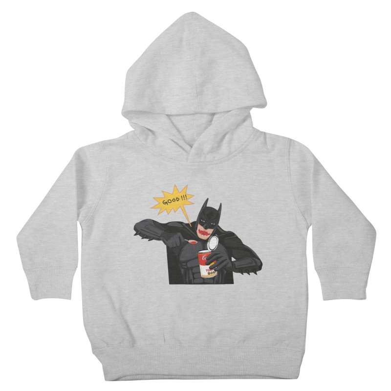 Batman Kids Toddler Pullover Hoody by darkodjordjevic's Artist Shop