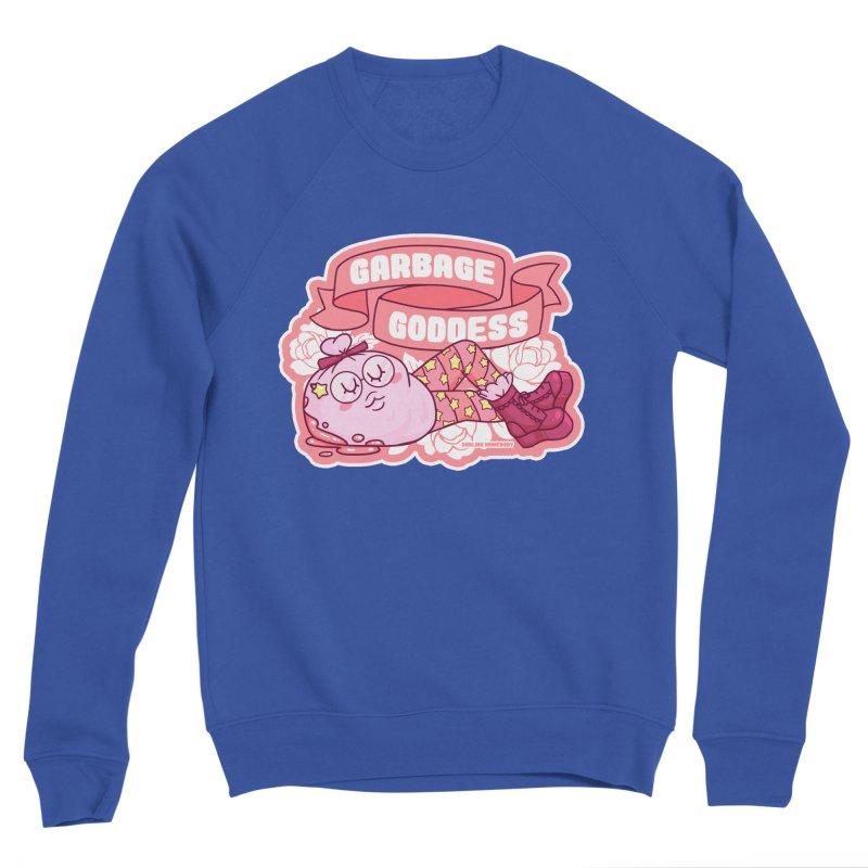 Garbage Goddess Women's Sweatshirt by Darling Homebody