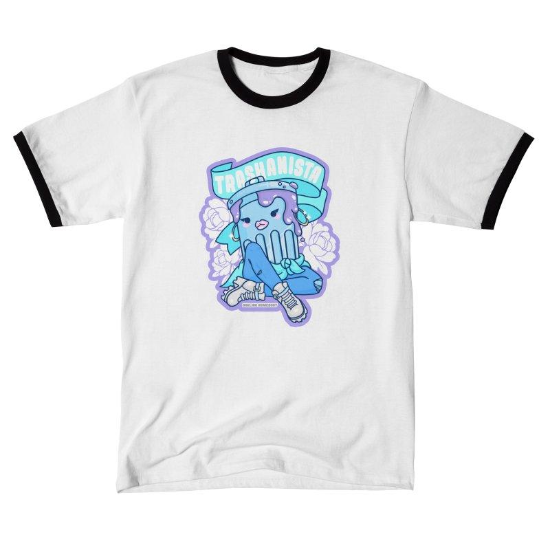 Trashanista Men's T-Shirt by Darling Homebody