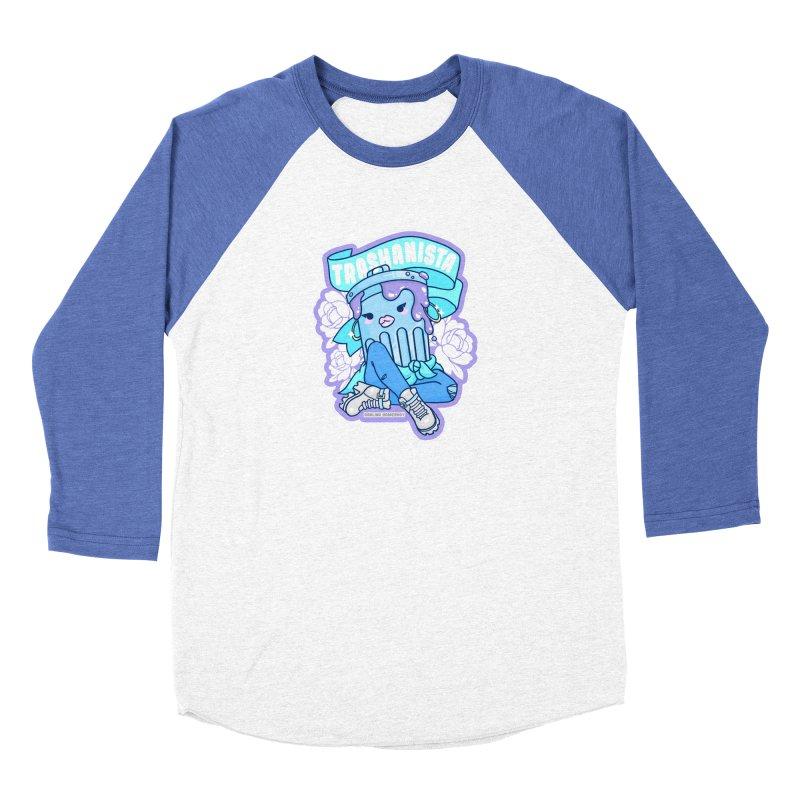 Trashanista Women's Longsleeve T-Shirt by Darling Homebody