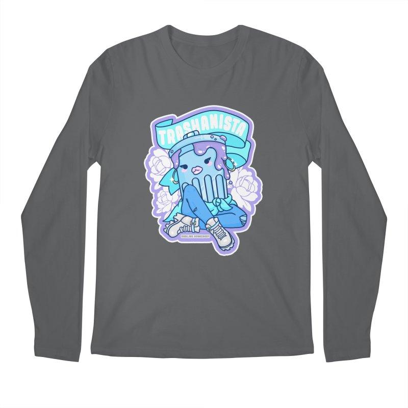 Trashanista Men's Longsleeve T-Shirt by Darling Homebody