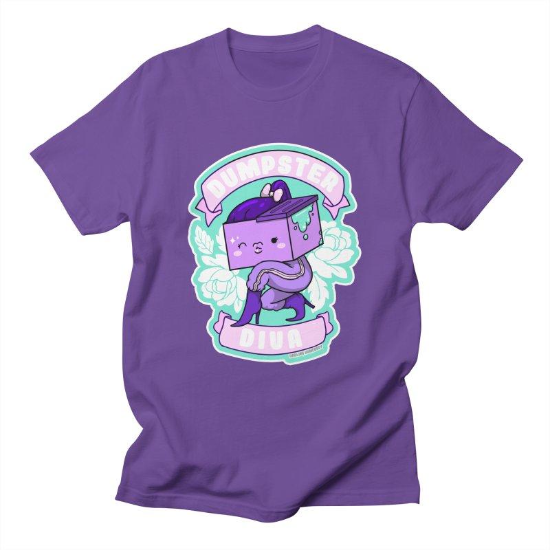 Dumpster Diva Men's T-Shirt by Darling Homebody