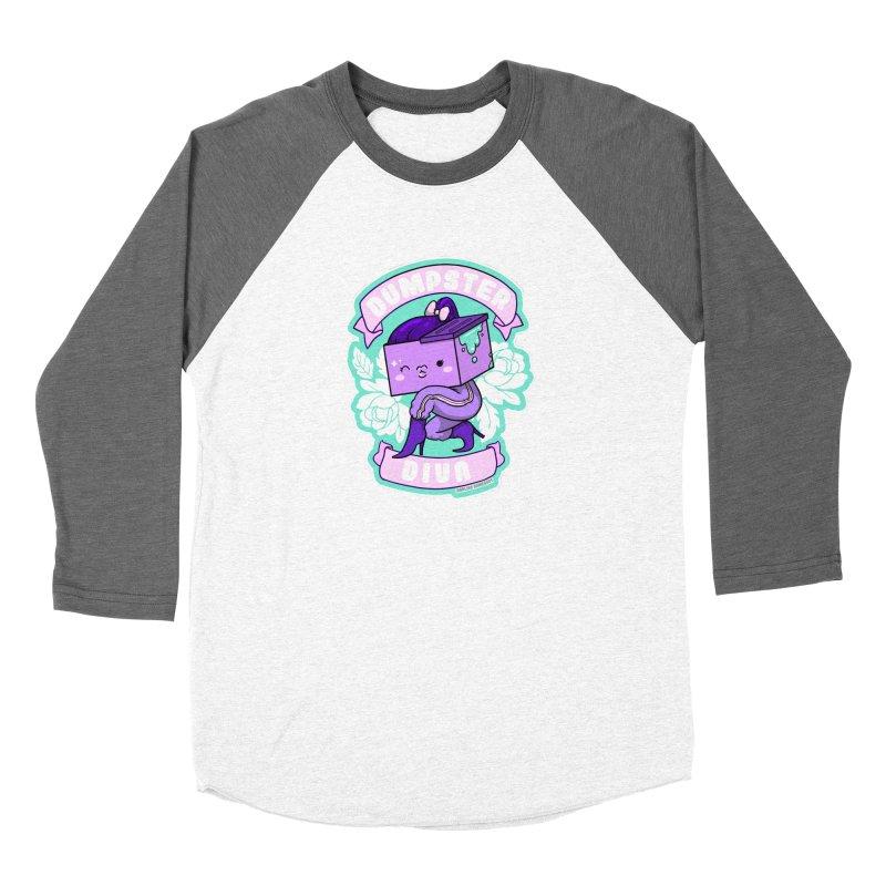Dumpster Diva Women's Longsleeve T-Shirt by Darling Homebody