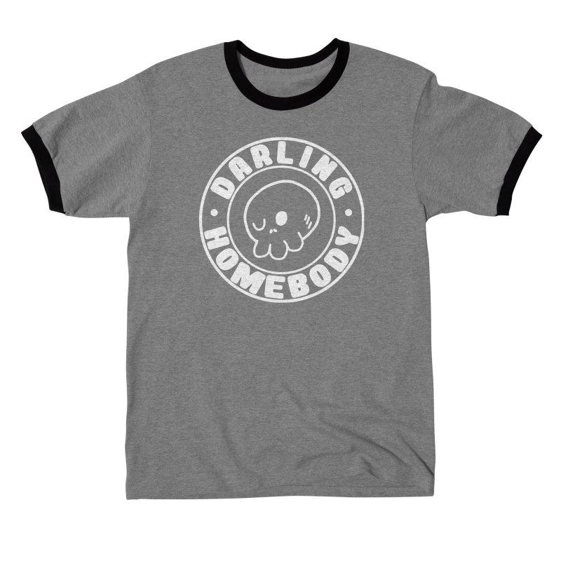 Darling Homebody White Logo Women's T-Shirt by Darling Homebody