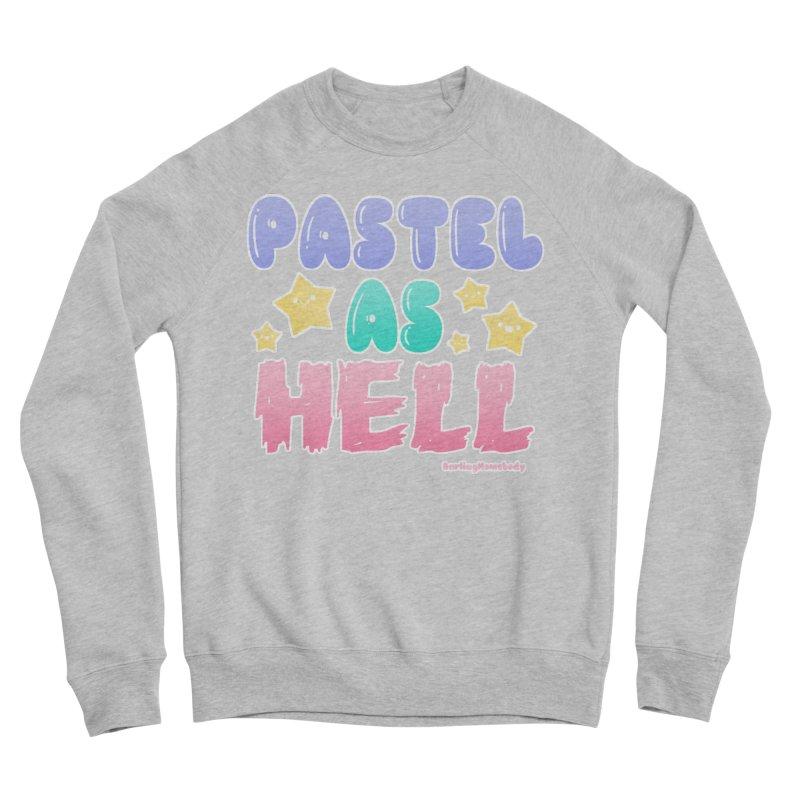 Pastel As Hell Version 1 Women's Sweatshirt by Darling Homebody