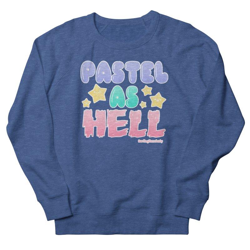 Pastel As Hell Version 1 Men's Sweatshirt by Darling Homebody