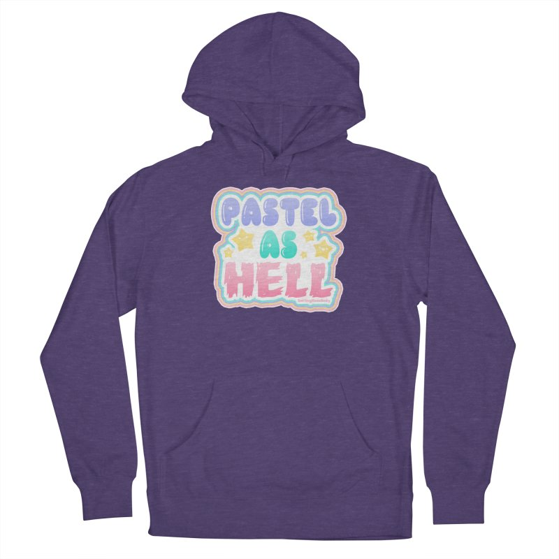 Pastel As Hell Version 2 Men's Pullover Hoody by Darling Homebody